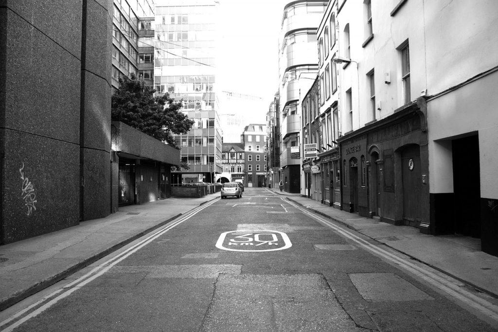 交通事故予防のゾーン30