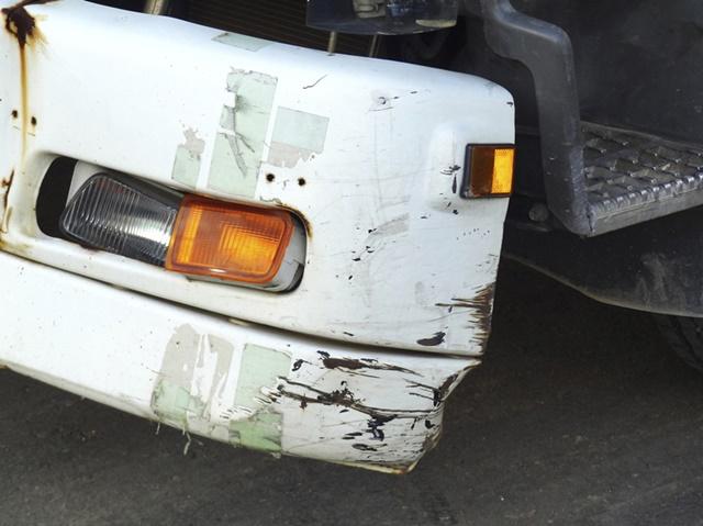 交通事故で車両自体に損害が発生した場合